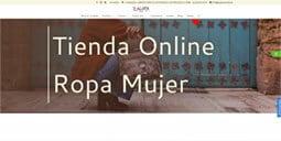 Diseño web y SEO Zagora Modas