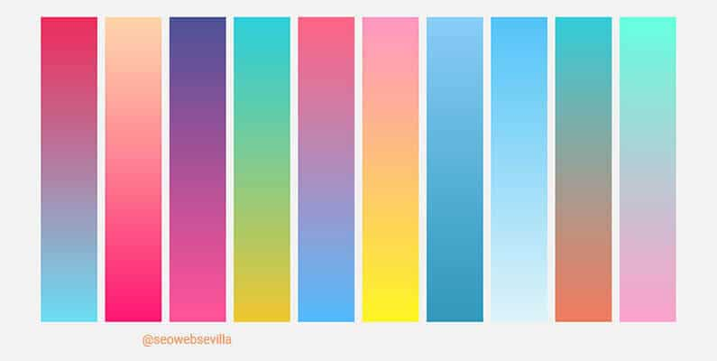 Generadores de paletas de color online