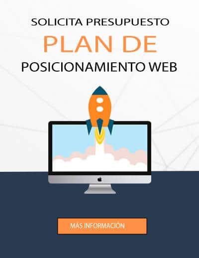 Plan de Posicionamiento Web SEO