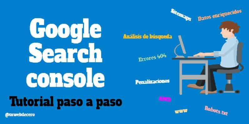 Guía Google Search Console