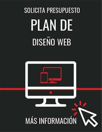 Plan diseño web